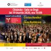 Orchestra Română de Tineret, într-un nou turneu la Chișinău – București – Ruse