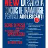 Ești adolescent și #staiacasa? (În)scrie-ți piesa la NEW DRAMA și ea poate deveni spectacol!