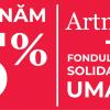 Donație de 5% pentru fondul de solidaritate umană în fața epidemiei