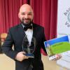 """Cristian Ruja, câștigătorul trofeului """"Florica Cristoforeanu"""" la ediția a XI a a Concursului """"Drumul spre celebritate"""""""
