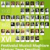 Festivalul Muzicii Maghiare, ediția a XVI-a