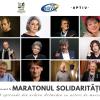 Serialul Maratonul Solidarității – un regal cu 18 actori de marcă