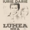 """Expoziție aniversară Iurie Darie – """"LUMEA MEA"""""""