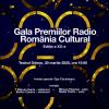 Coregrafa Miriam Răducanu, compozitorul Eugen Doga, pianista Adela Liculescu și Editura Humanitas primesc premiile speciale ale Galei Premiilor Radio România Cultural, ediția XX
