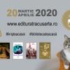 """Campania """"Lectură în liniștea casei"""" – peste 1000 de titluri propuse de Editura Tracus Arte"""