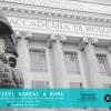 Stagiunea muzicală virtuală a Accademia di Romania in Roma