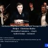 """Angela Gheorghiu cântă """"Tatăl nostru"""", în preambulul concertului condus de Christian Badea, în stagiunea online a Filarmonicii """"George Enescu"""""""