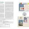 """Emisiunea de mărci poștale """"România-Sfântul Scaun, 100 de ani de la stabilirea relațiilor diplomatice"""""""