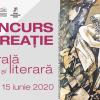 """Concurs de creație teatrală și literară """" Distanța"""""""