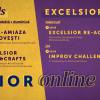 EXCELSIOR online.  Program luna MAI