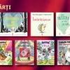 Zece cărți despre cum să ne fie bine, pentru cei mici și cei mari, de la Editura Trei și Pandora M