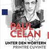 "CELAN 100 – Expoziţie on-line ""Printre cuvinte""/ ""Unter den Wörtern"""