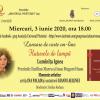"""Lansare de carte on-line : """"Fluture de lampă"""", de Luminița Ignea"""