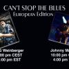 AG Weinberger, la al treilea concert pe platforma Can't Stop The Blues