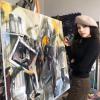 """Bianca Paraschiv câștigă singurul Premiu I acordat în cadrul Concursului Internațional de Arte plastice """"Martha Bibescu"""" – ediția I"""