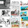 """Salonul BD – """"Povești din București în benzi desenate"""" și-a desemnat câștigătorii celei de-a VII-a ediții"""