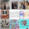 #Contactless Art Wall – platforma online de susținere a artei contemporane nu se încheie, se transformă