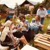 Solstițiu de vară cu șezătoare, la Aluniș Art Center