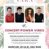 Concert Power Vibes pe cea mai frumoasă stradă din Sibiu: Alexandru Anastasiu & ICon Arts Ensemble