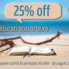 Noi promoții de vară pe site-ul Editurii Tracus Arte
