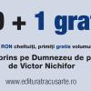 Tracus Arte anunță Campania 100 + 1 gratis