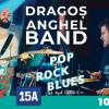 Concert live blues& rock Dragoș Anghel, la Bistro 15A din București