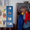 Romfilatelia a primit vizita domnului Mircea Lucescu