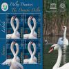 """Emisiunea de mărci poștale """"Delta Dunării. Lebede"""""""