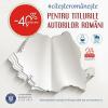 #citeșteromânește cu Polirom: 500 de titluri semnate de autori români, la reducere
