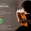 Seară de chitară cu Maxim Belciug