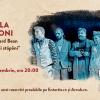 """Festivalul """"Bucureștii lui Caragiale""""- programul penultimului weekend de teatru în Parcul Cișmigiu"""