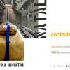 """Artista Dorina Horătău, prezentă cu instalația multimedia """"NATAL"""" la Bienala Contextile din Portugalia"""