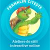 Franklin citește: online, alături de noi prieteni din toată țara
