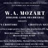 """Program integral Mozart, transmis live, în stagiunea online a Filarmonicii """"George Enescu"""""""