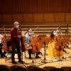 Turneul Clasic la puterea a treia – Violoncellissimo s-a încheiat prin concerte on air şi on line la Bucureşti şi  LIVE la Piteşti