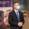 Ambasadorul Statului Israel în România a oferit 25 de tablete  copiilor din programele Hope and Homes for Children, în cadrul unei vizite în Baia Mare