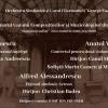"""Centenarul Uniunii Compozitorilor şi Muzicologilor din România, sărbătorit de Filarmonica """"George Enescu"""""""