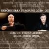 După luni de tăcere impusă, muzica live revine acasă, pe scena Ateneului Român, în deschiderea stagiunii simfonice 2020-2021