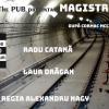 """Magistrala 5"", la Grădina The Pub"