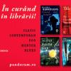 """Cel mai așteptat comeback din poezia română, """"noul Franzen"""", Paul Auster, William S. Burroughs: noutățile ANANSI. World Fiction din octombrie"""
