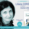 """Lansare LIVE: Liliana Corobca și Andrei Crăciun despre """"Ionesco. Elegii pentru noul rinocer """""""