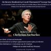 """Corul Filarmonicii George Enescu""""  aniversează 70 de ani în stagiunea online, alături de pianistul și dirijorul Christian Zacharias"""