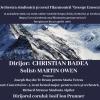 """""""Simfonia Alpilor"""", dirijată de Christian Badea, se transmite la Filarmonica """"George Enescu"""" în cadrul stagiunii online"""