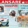 """Simona Epure lansează """"Ghici, ce e în depărtare?"""" la Gaudeamus on-line"""
