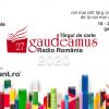 Târgul de carte Gaudeamus Radio România – Ediție specială online. Programul lansărilor