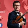 ZIUA ROMÂNIEI. Alexandru Tomescu, interpretare unică a imnului național pe Stradivarius Elder-Voicu, pentru promovarea țării noastre în lume