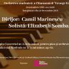 """Dirijorul Camil Marinescu și pianista Elizabeth Sombart, în stagiunea online a Filarmonicii """"George Enescu"""""""