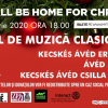 "Recital caritabil  ""We'll be home for Christmas – Classic Evening"""