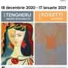 Ion TENGHERU – UNIVERS RETROSPECTIV și Andrei ROSETTI – APROPIERI,  la Galeria Națională de Artă FORMA din Deva
