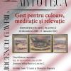 Biblioteca Metropolitană București anunță deschiderea expoziției personale a artistului Gavril Mocenco la Artoteca BMB